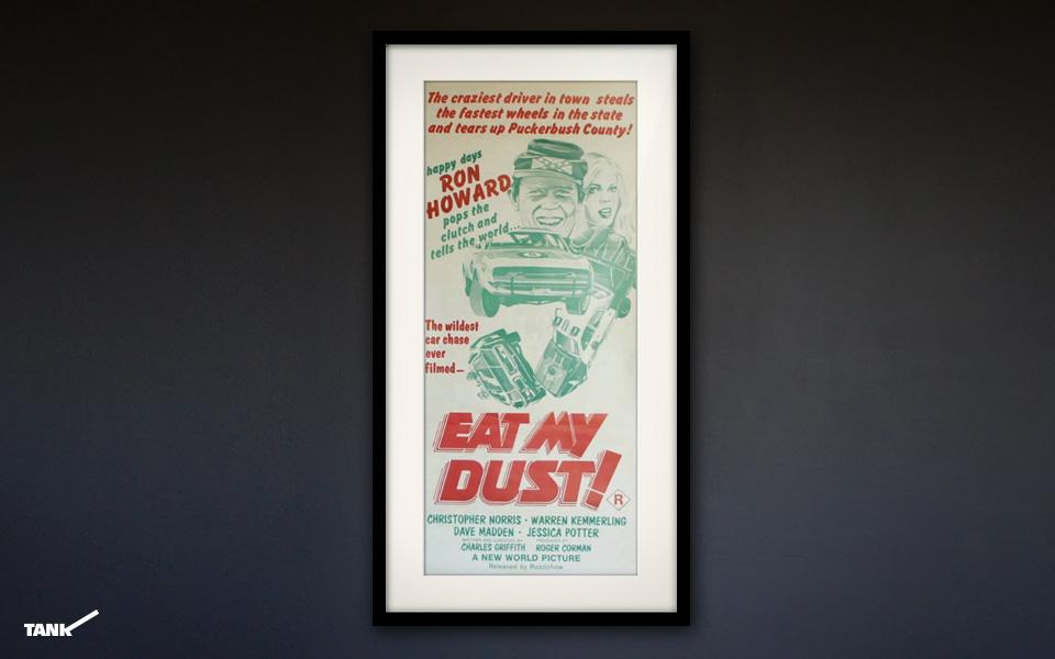 Eat-my-dust-framed-L