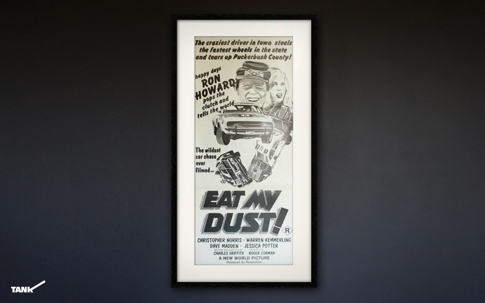Eat-my-dust-poster-BW-L