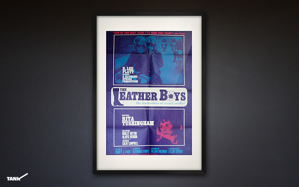 The-Leather-Boys-poster-framed-L